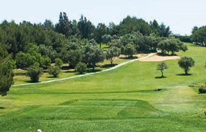 Alto Golf Course, Alvor, Western Algarve, Portugal