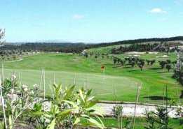 Bom Sucesso Golf Course, Obidos, Tagus valley