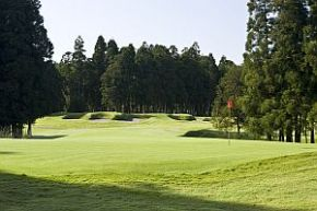 Furnas Golf Course - Sao Miguel, Azores, Portugal