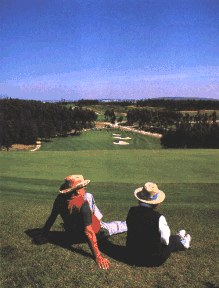Portugal Golf Courses - The Azores
