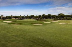 La Monacilla Golf Course Aljaraque Huelva Spain