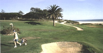 Portugal The Ocean Course Vale do Lobo Algarve discount reservation