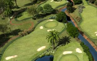 Oceanico O'Connor Golf Course, Silves, Western Algarve, Portugal