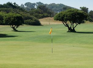 Oporto golf club, Oporto, Northern Portugal