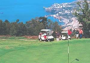 Palheiro golf course Funchal Madeira Portugal