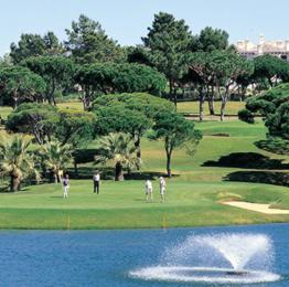 Portugal Pinheiros Altos golf course Algarve Quinta do Lago discount reservation