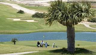 Golf Course in Porto Santo - Madeira - Porto Santo