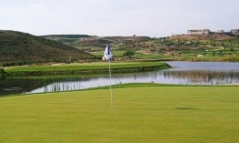 Quinta do Vale Golf Course, Castro Marim, Eastern Algarve, Portugal