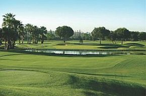 Real Club de Golf de Sevilla Spain