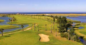 Portugal Salgados golf course Albufeira Algarve discount reservation
