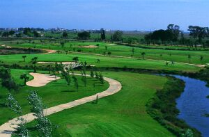 Isla Canela Golf Course Ayamonte Huelva Spain