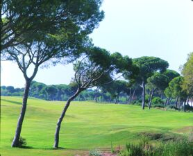 Neuvo Portil golf course Cartaya Huelva Spain