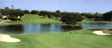 Vila Sol golf course, Vilamoura, Algarve, Portugal
