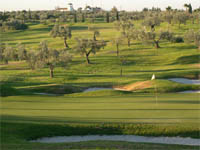 Club Zaudin Golf Course Tomares Sevilla Spain